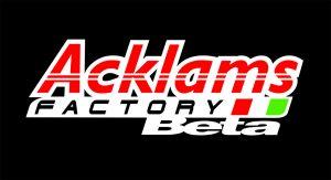 Acklams Beta Logo